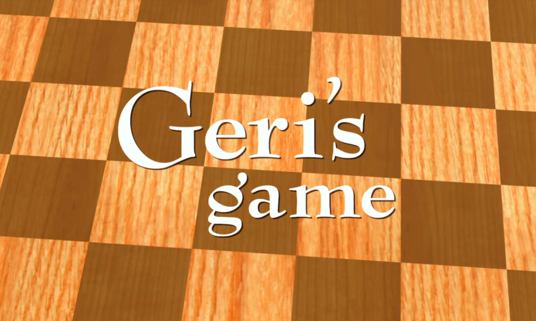 Pixar Short 6- Geri's Game